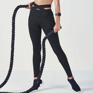 $79 Fabletics Jordana High Waisted Leggings Demi